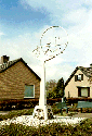 Picture of Bike Monument, Broekhuizen, Limburg, Netherlands