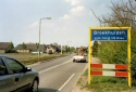 Picture of entry to Broekhuizen from Lottum