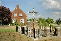Picture of a Cross in Lottum, Limburg, Netherlands